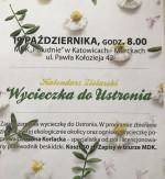 Wycieczka zielarska Ustroń 19.10
