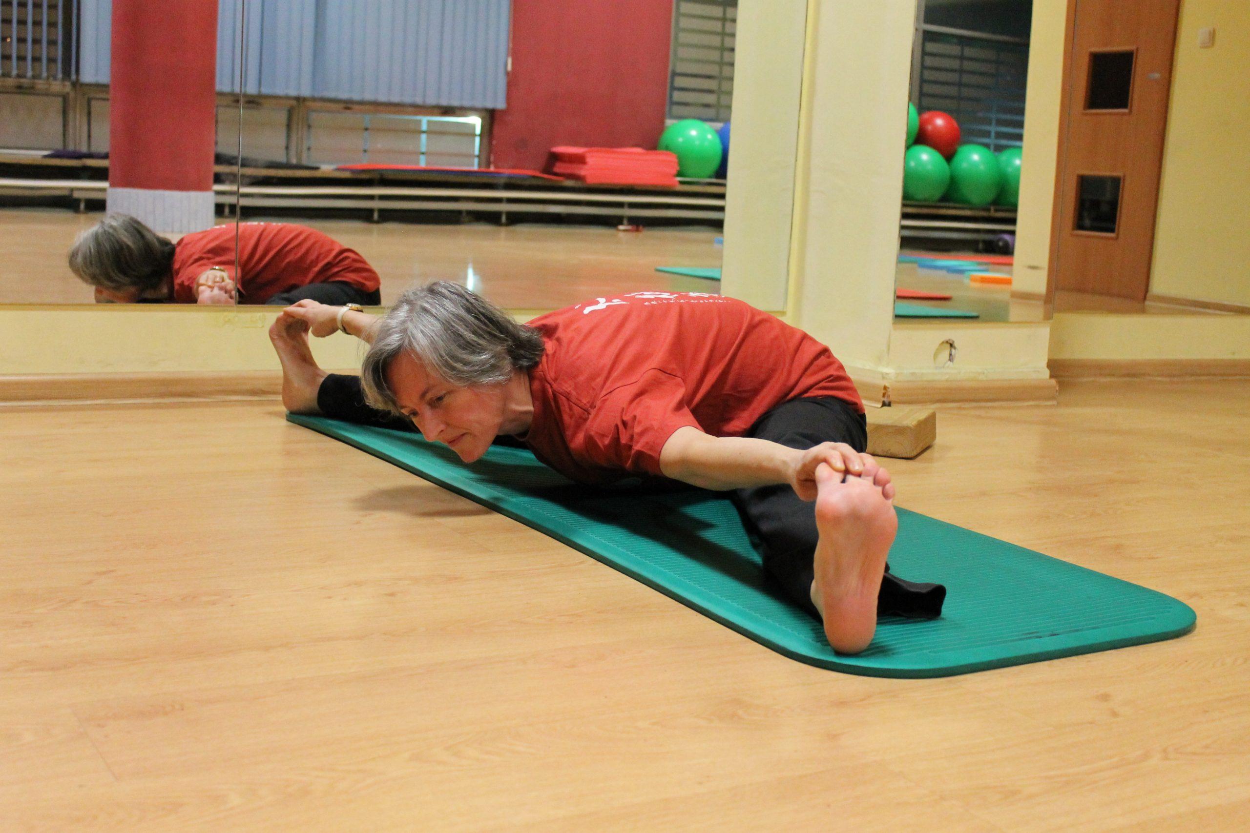 Zajęcia jogi w Cieszynie to ćwiczenia dla poprawy witalności i kondycji fizycznej. Joga poprawia ruchomość w stawach, likwiduje bóle stawów i kręgosłupa oraz wzmacnia kości i ścięgna