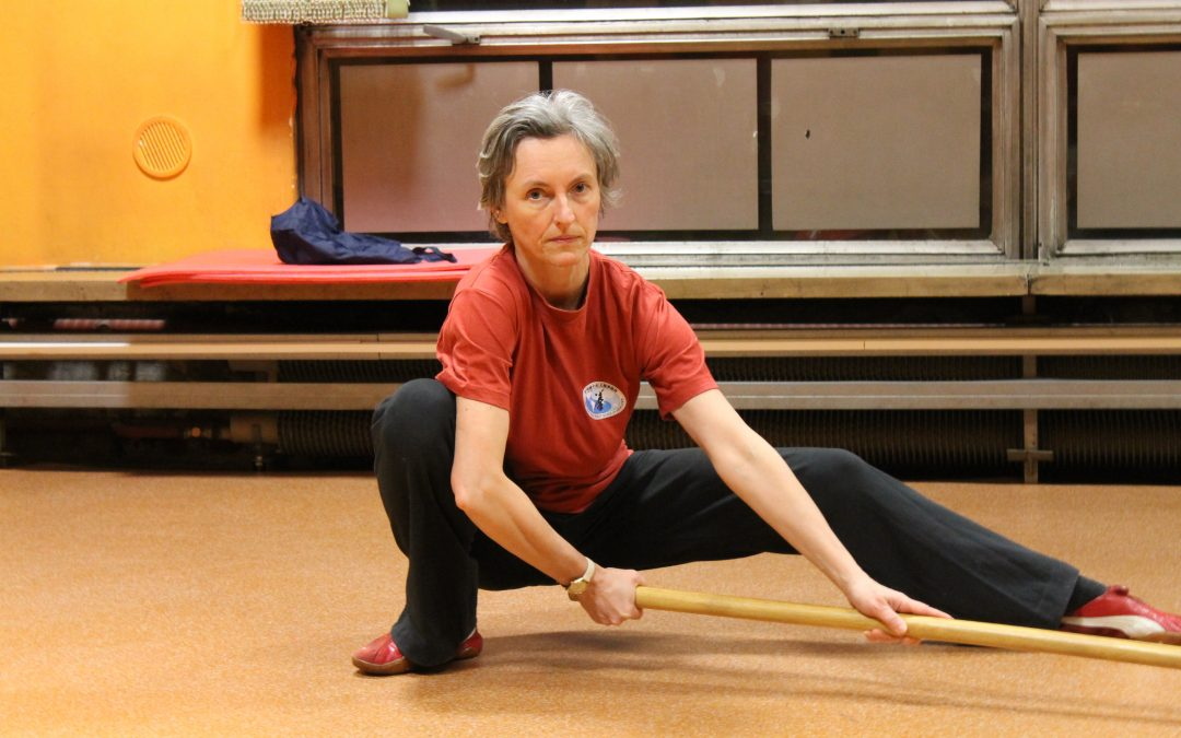 Zajęcia z jogi, tai chi qigong oraz kung fu