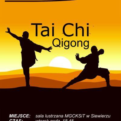 Zajęcia tai chi qi gong w Sieiwerzu to zajęcia o charakterze rehabikitacyjnym, wspierającym zdrowie i dobre samopoczucie.